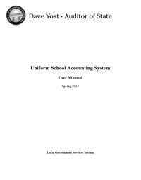 Uniform School Accounting System