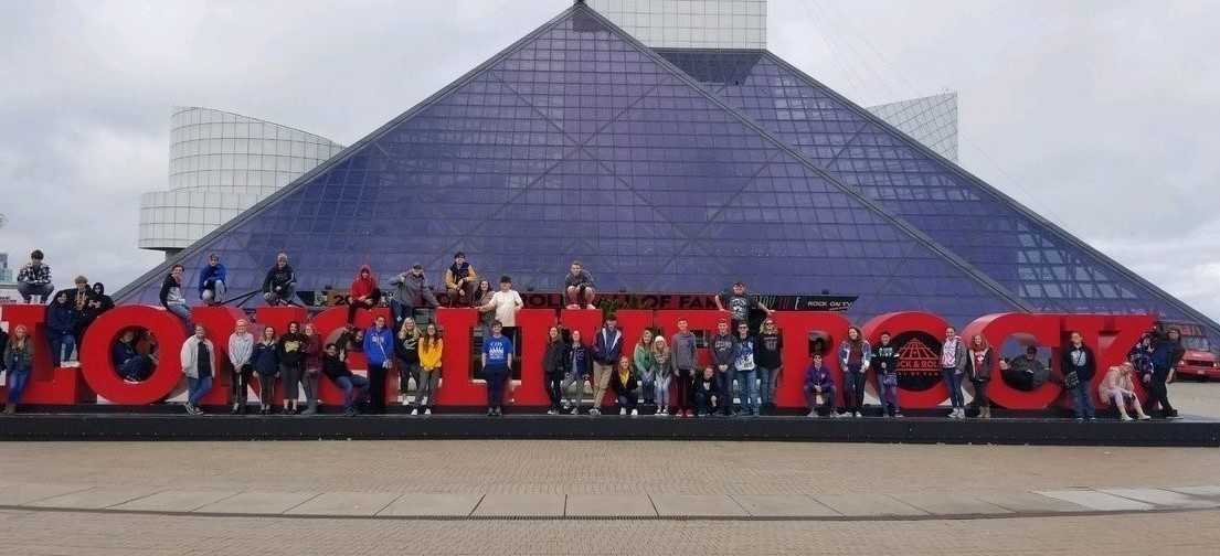 Band Rock Hall