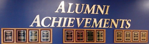 COVENTRY ALUMNI  HALL OF FAME